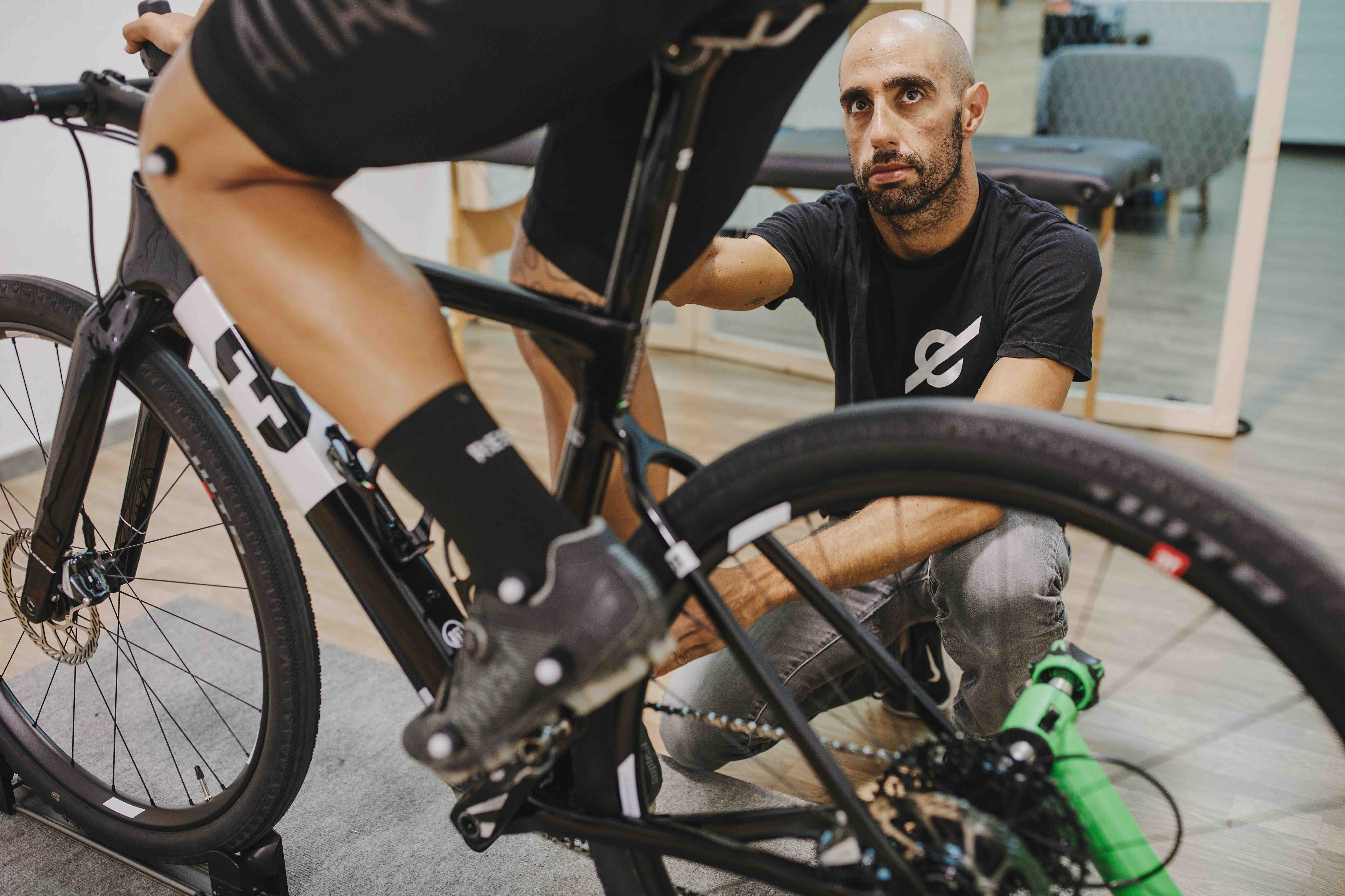 Team Wilpers Bike Fit
