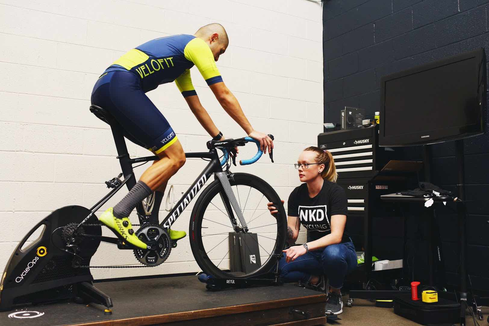 Matt Wilpers Bike Fitting Service - NYC